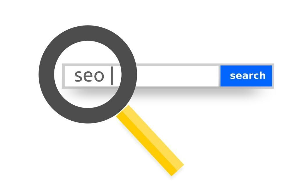 SEO dans la barre de recherche sur Google